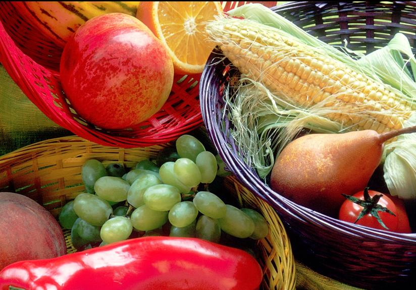 frutas que ajudam a secar barriga